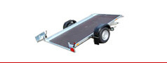 Multitransporter kippbare Ladefläche, 1-achser