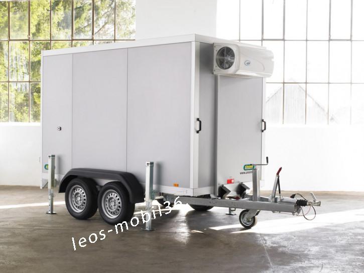 Unsinn Cool 6 TYP C 6 2630-14-1500 PKW Anhänger Kühler (+5°C bis+15°C) 3.00 x 1.50 x 1.90 Kühlanhänger 2600 kg Pluskühlung Kühlkoffer ( Fahrkühlung möglich ) Kühlung
