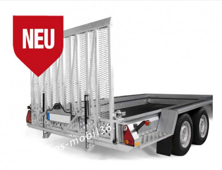 Brenderup MT3600STB 3500s MT 3651 Maschinentransporter 3.65x1.80 3500kg