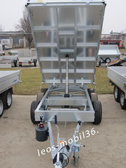 WM Meyer HKCR 2727/155 Rückwärtskipper 2.70x1.55 2700kg