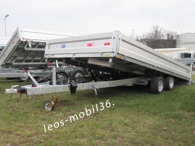 Unsinn PKL 3042-10-2040 3000kg Universaltransporter Multitransporter kippbare Ladefläche 4.26x2.04x0.35