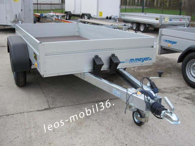 WM Meyer BT 2025/126 2.50 x 1.26 Tieflader 2000 kg