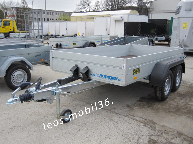 WM Meyer BT 2030/151 3.00 x 1.50 Tieflader 2000 kg