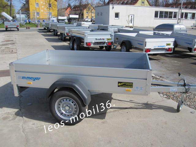 WM Meyer HZ 7521/126 inkl.Stützrad 2.10x1.26 750 kg ungebremst
