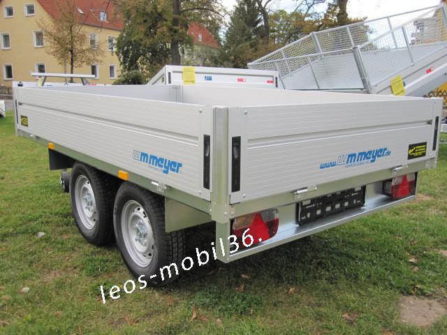 WM Meyer HLN 2026/151 Hochlader Überlader 2000 kg 2,60x1,50