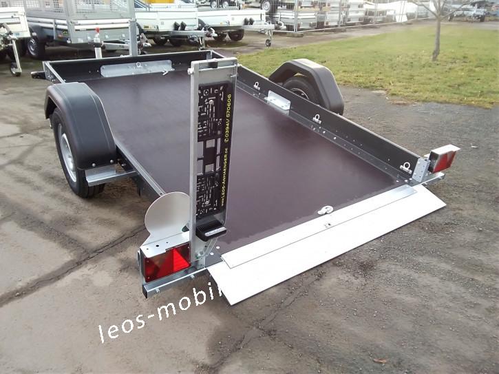 Unsinn AS 826-13-1550 750 kg Absenker 2.60 x 1.55 ungebremst Quad Kleinmaschienen Motorrad Smart