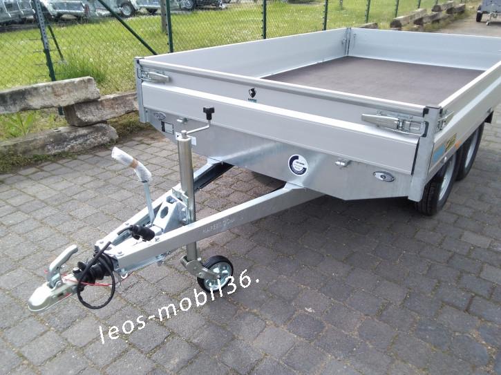 Hapert AZURE H-2 Hochlader Überlader 2700 kg 4,05x2,00