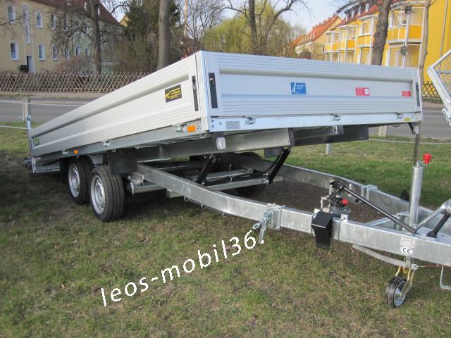 Unsinn PKL 2642-10-2440 2600kg Universaltransporter Multitransporter kippbare Ladefläche 4.26x2.44x0.35