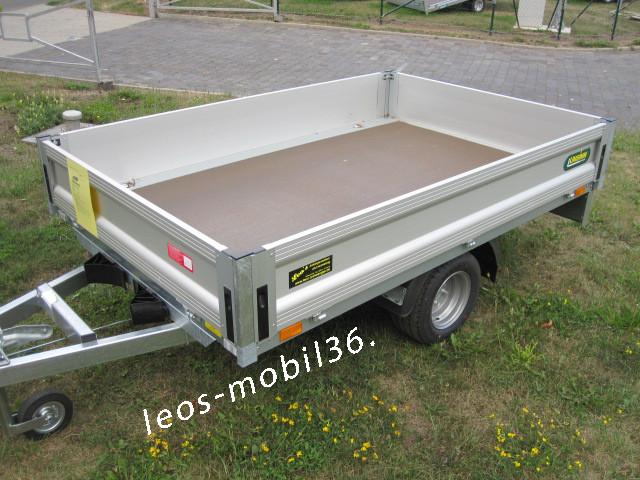 Unsinn WEB 20 P 1323-10-1500 Hochlader Überlader 1300kg 2.30x1.50