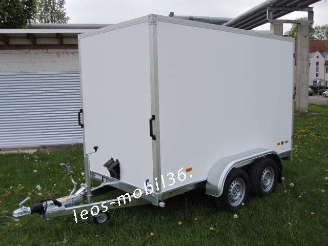 Hapert SAPPHIRE L-2 Koffer Multiplex-Wände mit Kunststoffbeschichtung 3.00x1.50x1.80 2000kg