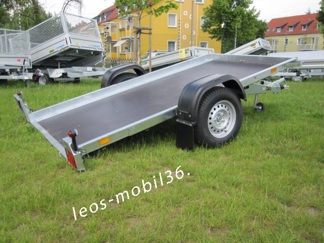 Neptun UNI Multi N7-305 tip 750 kg Universal Kippbar 3.05x1.66 Quad Rasenmäher Motorrad Smart Trecker