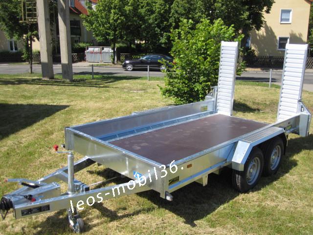 Unsinn UBA 3536-14-1800 3500 kg Bagger Baumaschinen 3.66x1.80