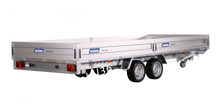 VARIANT 3525 P4 Tiefrahmen Hochlader Überlader 4.15x2.45 cm 3500 kg PRO-Line