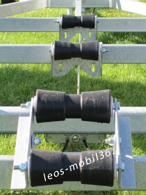 Brenderup Basic 1300 Easyline gebremst für 6 Meter Länge