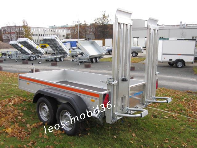 WM Meyer Minibaggeranhänger MB 3030/151 3000 kg 3.00 x 1.51