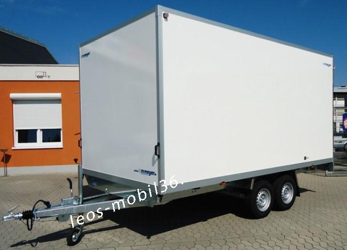 WM Meyer AZHLC 2730/170 Hochlader 2700 kg Koffer (S40) 3.01x1.70x1.85