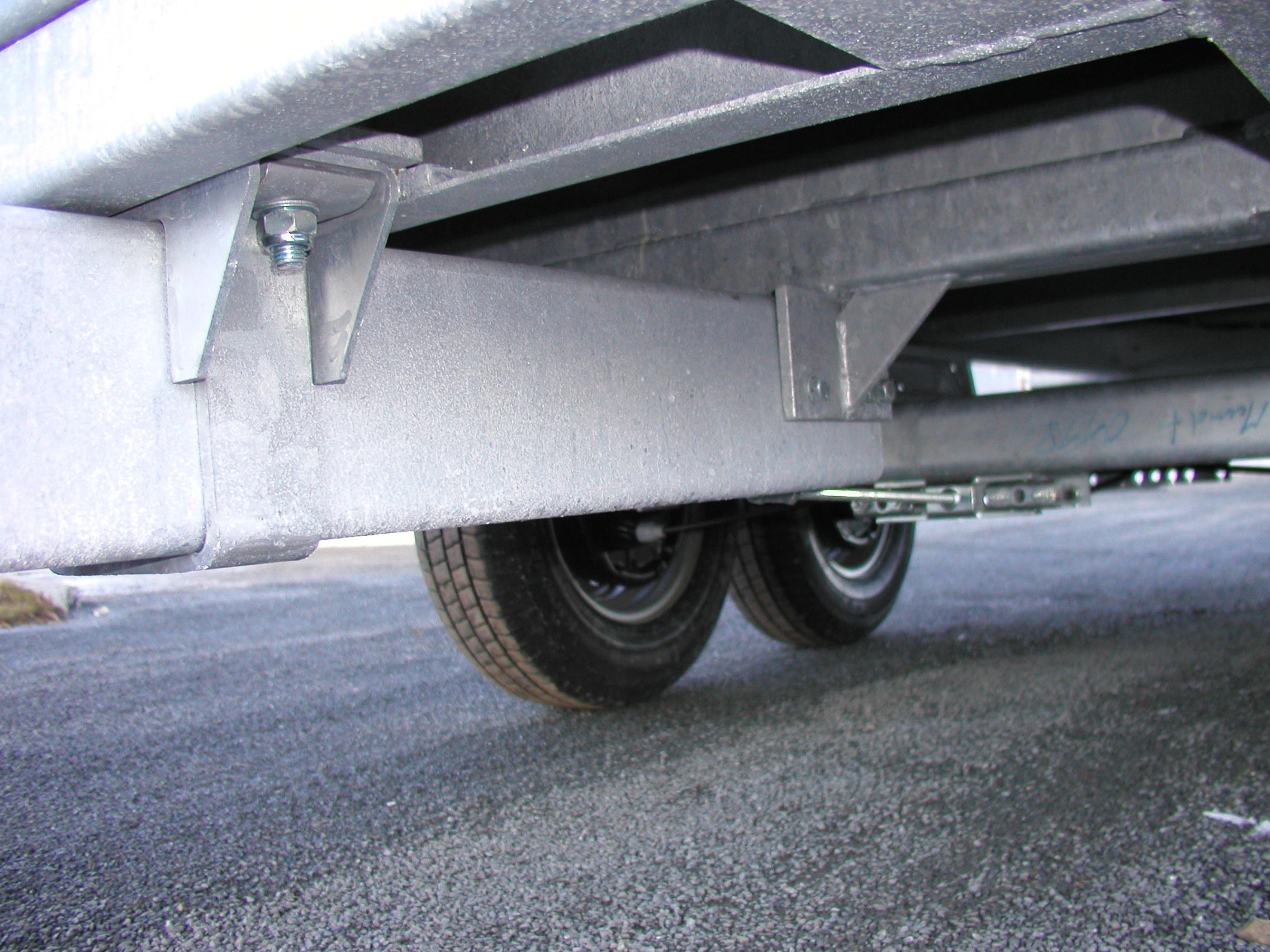 WM Meyer AZHLC 3550/210 azhlc3550210 Hochlader 3500 kg Koffer (S40 ...