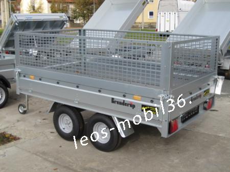 pkw anh nger 750 kg gebremst gebrauchte traktoren mit allrad. Black Bedroom Furniture Sets. Home Design Ideas