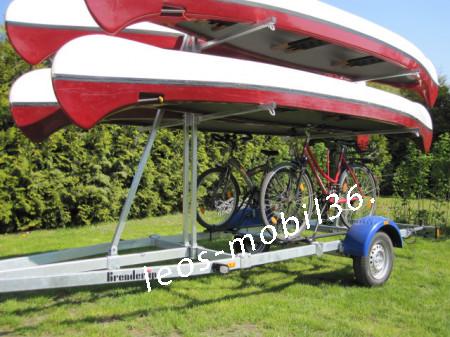 brenderup kanu kajak modell 8116 750 kg bis zu 4 boote und. Black Bedroom Furniture Sets. Home Design Ideas
