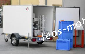 Stema SySTEMA BOX 13-25-13-15.1 1300 kg 2.51x1.28x1.50 Plywood