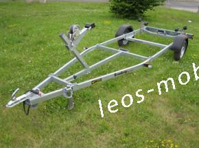 Brenderup Basic 750 ungebremst bis 4.7 Meter Länge 750 kg