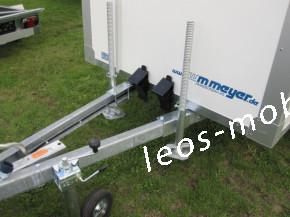 WM Meyer Kühlkoffer AZKF 1325/145 (+2°C bis+10°C) 2.45 x 1.44 x 1.80 Kühlanhänger ( Fahrtkühlung möglich )