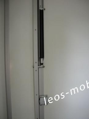WM Meyer VKE 1337/206 Leer Imbiss Verkaufsanhänger
